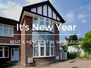 It's New Year - Rent A New Flat In Wimbledon