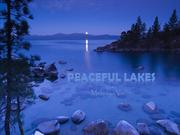 Peaceful Lakes