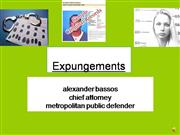 Expungements