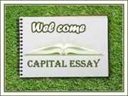 Capital Essay is your Ultimate Source of Best Quality Essays