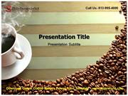 Download Online Coffee Makers Powerpoint Template