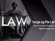 Divorce Process in Singapore