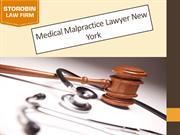 medical malpractice attorney NYC
