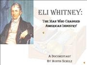 ELI WHITNEY - Narrated