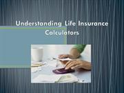 Understanding Life Insurance Calculators