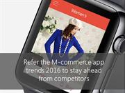 4 Mobile Commerce Trends for 2016
