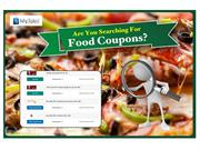 How to Use Food Coupons for Food Discount