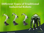 Traditional Industrial Robots