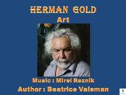 HERMAN  GOLD - Art