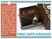 criminal lawyers in mississauga