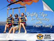 Safety Tips for Traveling with Your Family