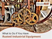 Industrial Rust Prevention