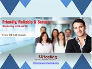 RS Hosting - Cheap Web Hosting UK
