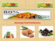 All About Food Intolerance
