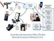 Great Barcode Generator Offers The Best Barcode Inventory Software To