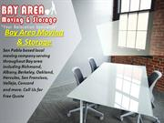 The Best Bay Area Moving & Storage Company