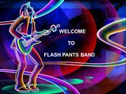 The FlashPants is an 80s Cover Band in California