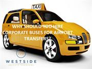WHY SHOULD YOU HIRE CORPORATE BUSES FOR AIRPORT