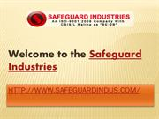 Medium Velocity  and high Velocity water spray safeguardindustries