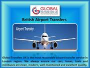 Best London Airport Transfer Service