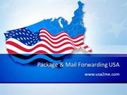 Package and Mail Forwarding USA