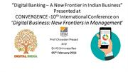 Digital Banking in India 05022016