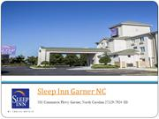 Sleep Inn Hotel in Garner NC