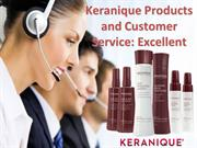 Keranique customer service-Keranique Products and Customer Service