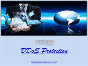 Get The Best Of DDoS Protection