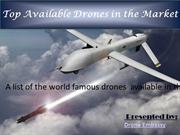 Top Drones for Video and Aerial Photography