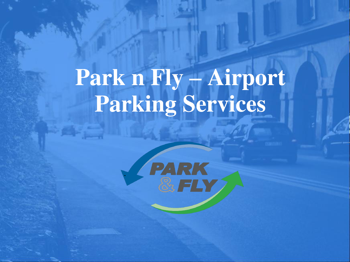 how to use park n fly