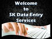 Best Data Entry Company in India