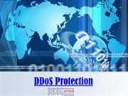 DDoS Protection Place For DDoS Attacks
