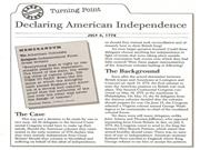 Case Study of American Independence
