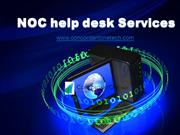 NOC help desk services
