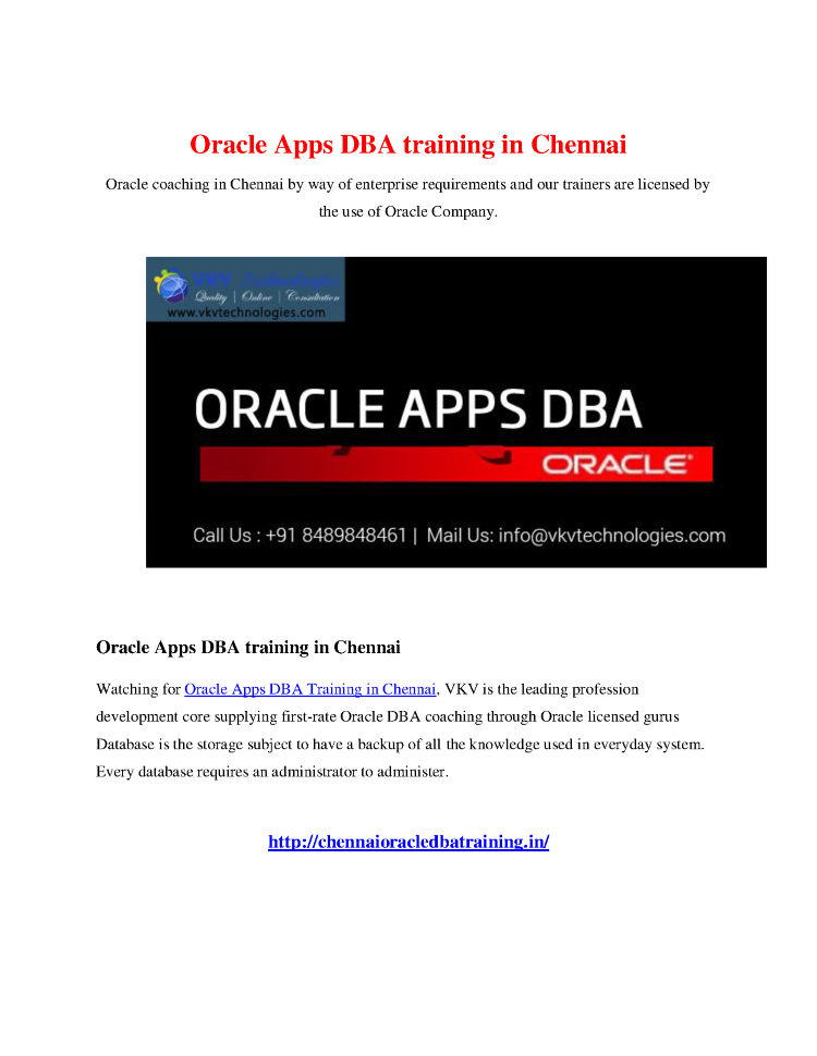 Oracle Apps Dba Training In Chennai Authorstream. Manual Testing Resume Sample For Experience. Basketball Resume. Sample Resume For Sql Developer Fresher. Banking Resume Samples. Sample Project Manager Resume. How Do You Post Your Resume On Linkedin. Free Downloadable Resume Builder. Resume For Restaurant Worker