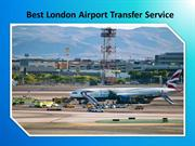 Select Your British Airport Transfer Service Provider in UK