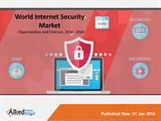 Internet Security Market 2014