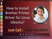 How to Install Brother Printer Driver for Linux Ubuntu