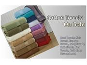 Cotton Towels On Sale - Hand Towels, Bath Towels, Kids Towels