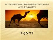International  Business  Costumes and  E