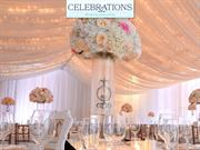 Choose Celebrations for the Perfection destination Wedding
