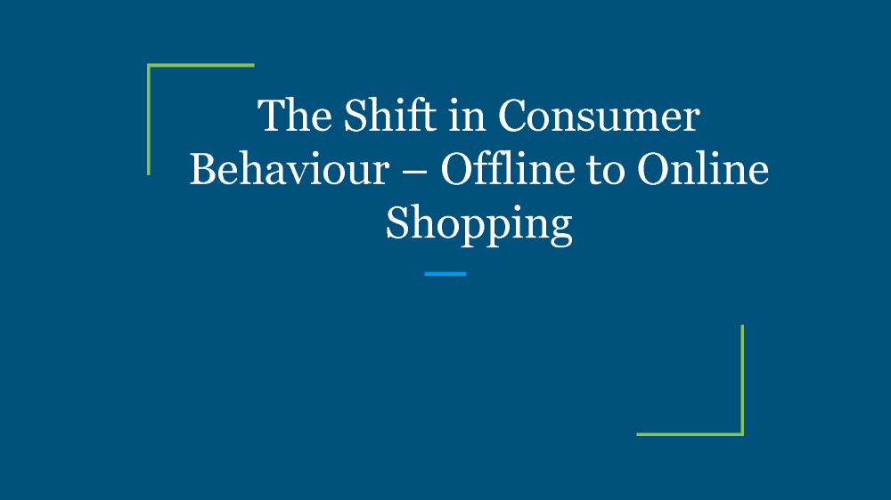 shift of consumer behaviour to non Proceedings of asbbs volume 21 number 1 asbbs annual conference: las vegas 220 february 2014 paradigm shifts in consumer behavior: a meta analysis.