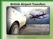 British Airport Transfers Service at Global Transfers UK