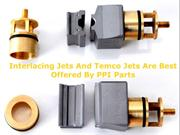 Interlacing Jets And Temco Jets Are Best Offered By PPI Parts
