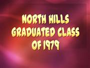 North Hills Graduated Class of 1979