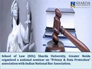 Sharda University School Of Law