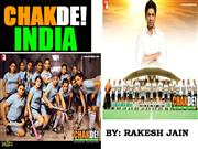 Management lesson from chak de india