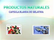 PRODUCTOS NATURALES