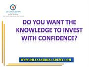 Know About Fundamental Analysis